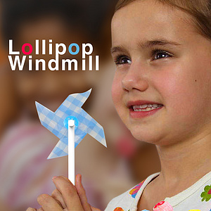 lollipop windmill