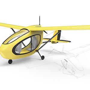 基于运输和停放的蜜蜂系列飞机设计与分析