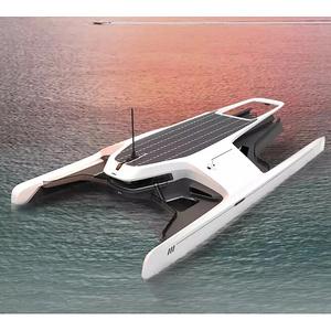 水面漂浮物收集清理设备创新设计