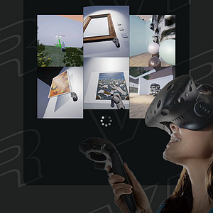 虚拟现实中的交互设计及应用研究