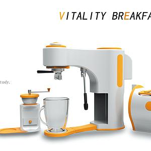 创新咖啡壶