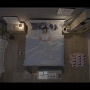 都会寝室睡眠电影