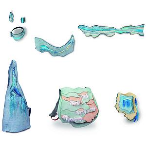 行走的风景——系列概念皮具产品开发设计