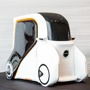 老年人电动代步概念车