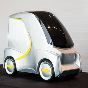智能送餐车