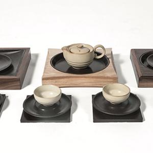 丰收之后——壶承系列茶具