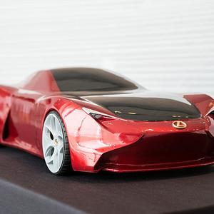2027 年雷克萨斯 LF-A 概念车