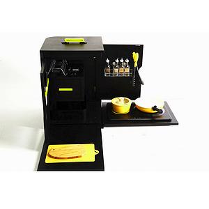 移动式共享厨房系统设计