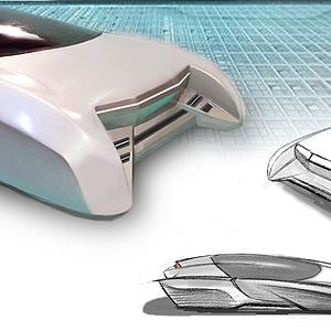 概念交通工具设计