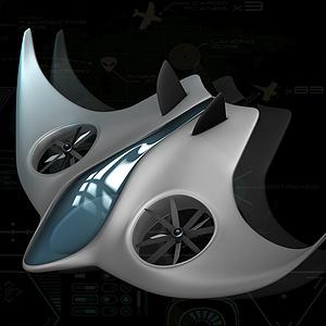 无人机概念设计