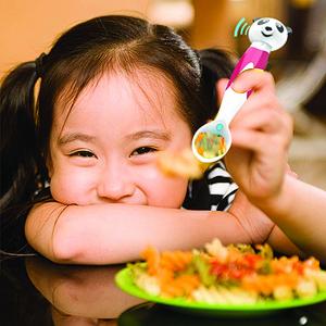 儿童食物认知勺