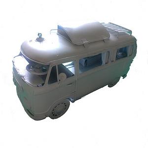 流动餐车设计