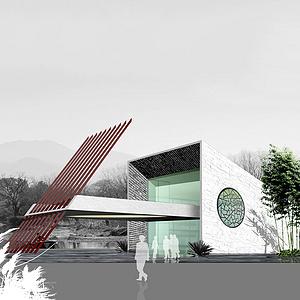 鸟语花香•西溪湿地茶楼设计  Sight and Sound