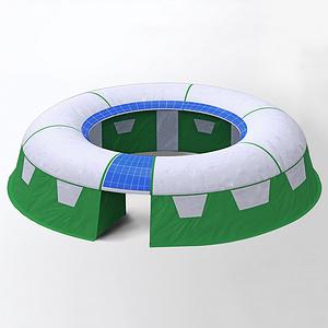 救灾帐篷设计