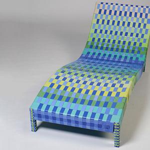 低碳环保躺椅