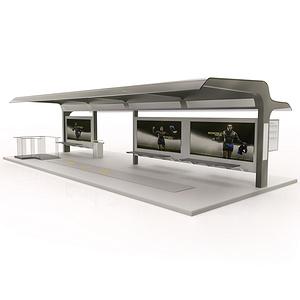 中国矿业大学校车车站设计