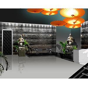 飘逸•西溪湿地茶楼设计  ADAY