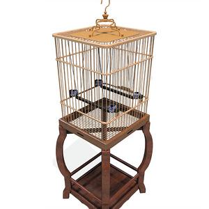 低碳环保鸟笼