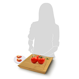 TILT CHOPPING BOARD