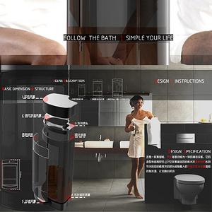多功能淋浴房