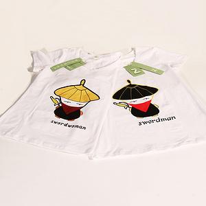卡通形象T恤