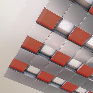 模块结构集成吊顶