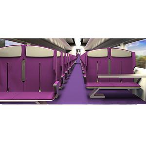 铁路客车车厢改良设计