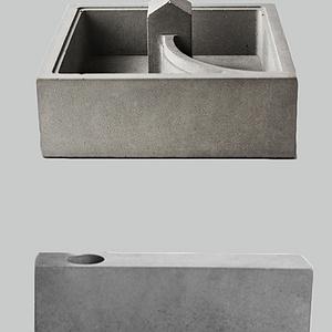 清水混凝土——微筑