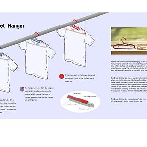 Dry-or-Wet Hanger