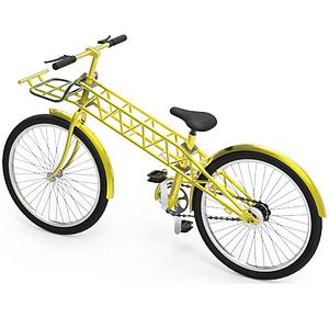 杭州城市共享单车设计