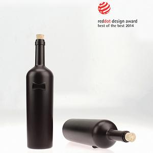领结——可以平躺放置的酒瓶(可以平放的酒瓶)