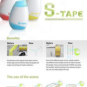 S-tape