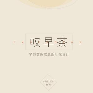 叹早茶   早茶数据信息图形化设计