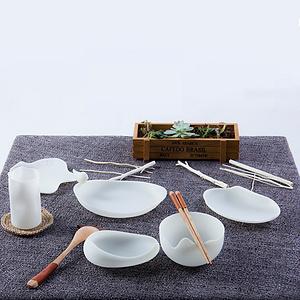 品食•漫活  漫态生活系列餐具设计
