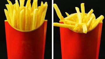 比PS还狠!广告里那些馋死人的食物,竟是这样拍的,网友看完怒了:太糟蹋食物