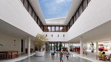 专访 日比野拓 | 一个屡次斩获世界大奖,颠覆你对幼儿园认知的建筑设计师……
